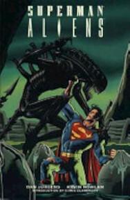 Superman Versus Aliens - Dan Jurgens, Kevin Nowlan (ISBN 9781852867041)