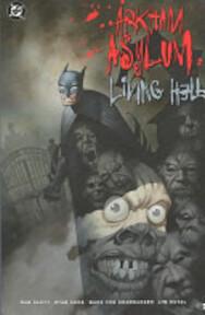 Arkham Asylum - Dan Slott, Ryan Sook (ISBN 9781401201937)