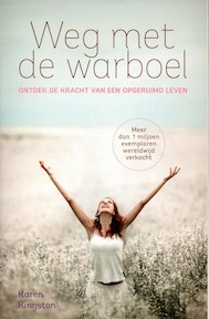 Weg met de warboel - Karen Kingston (ISBN 9789000345786)