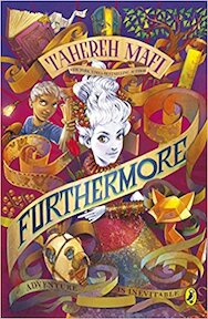 Furthermore - Tahereh Mafi (ISBN 9780141373386)