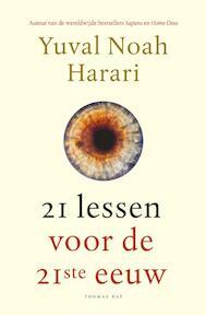 21 lessen vooor de 21ste eeuw - Yuval Noah Harari (ISBN 9789400407855)