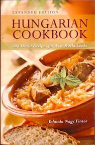 Hungarian Cookbook - Yolanda Nagy Fintor (ISBN 9780781812405)