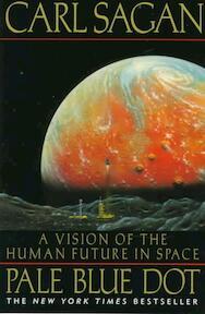 Pale Blue Dot - Carl Sagan, Ann Druyan (ISBN 9780345376596)