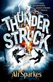 Thunderstruck - Ali Sparkes (ISBN 9780192739360)