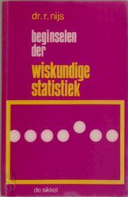 Beginselen der wiskundige statistiek - Nys (ISBN 9789026028168)