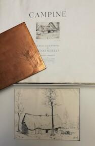 Campine. Quinze Eaux-Fortes - Henri Kerels