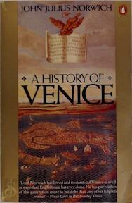 A history of Venice - John Julius Norwich (ISBN 9780140066234)
