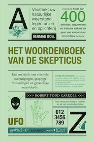 Het woordenboek van de scepticus - Robert T. Carroll, Herman Boel (ISBN 9789020992380)