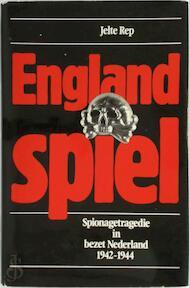 Englandspiel - Jelte Rep (ISBN 9789026945618)