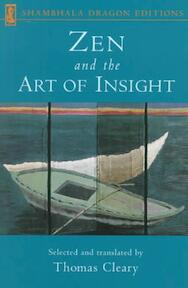 Zen and the Art of Insight - (ISBN 9781570625169)