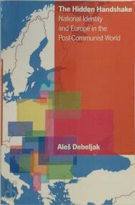 The Hidden Handshake - Aleš Debeljak (ISBN 9780742517806)