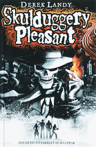 Skulduggery Pleasant - Derek Landy (ISBN 9789000037605)