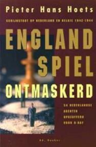 England spiel ontmaskerd - P.H. Hoets (ISBN 9789061003458)