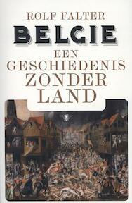 België - Rolf Falter (ISBN 9789085423447)