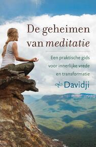 De geheimen van meditatie - Davidji (ISBN 9789401301008)