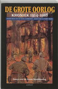 De grote oorlog / 1 (ISBN 9789059110267)