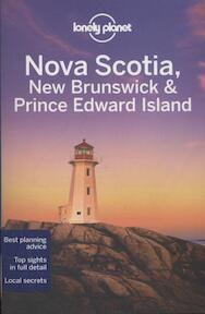 Lonely planet: nova scotia, new brunswick & prince edward island (3rd ed) - Celeste Brash (ISBN 9781742202945)