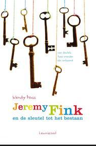 Jeremy Fink en de sleutel tot het bestaan - Wendy Mass (ISBN 9789047702252)