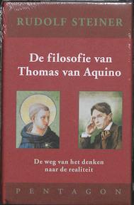 De filosofie van Thomas van Aquino - Rudolf Steiner (ISBN 9789490455101)