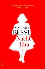 Nachtfilm - Marisha Pessl (ISBN 9789026328831)