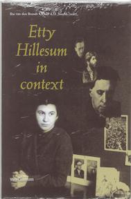 Etty Hillesum in context (ISBN 9789023244165)