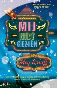 Mij niet gezien - Meg Rosoff (ISBN 9789024570119)