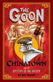 Chinatown - Eric Powell (ISBN 9781593078331)