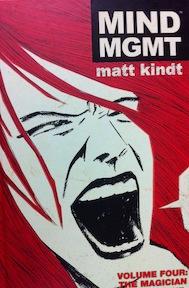 Mind Mgmt 4. The Magician - Matt Kindt (ISBN 9781616553913)