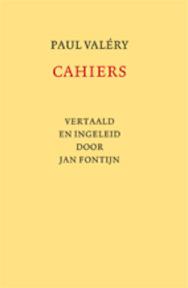 Paul Valéry - Cahiers - Paul Valéry (ISBN 9789490913779)