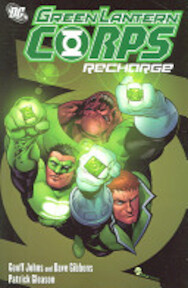 Green Lantern Corps - Geoff Johns, Dave Gibbons, Patrick Gleason (ISBN 9781401209629)