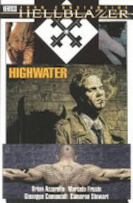 John Constantine: Hellblazer. Highwater - Brian Azzarello, Marcelo Frusin, Giuseppe Camuncoli, Cameron Stewart (ISBN 9781401202231)