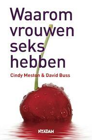 Waarom vrouwen seks hebben - Cindy Meston (ISBN 9789046806586)