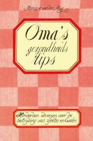Oma's gezondheidstips - Monique van der Meij (ISBN 9789055130689)