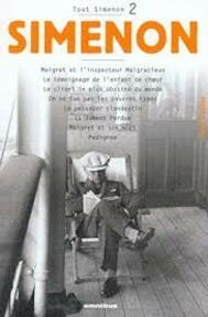Tout Simenon 2 - Georges Simenon (ISBN 9782258060432)