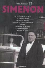 Tout Simenon 13 - Georges Simenon (ISBN 9782258060548)