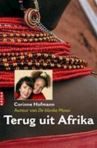 Terug uit Afrika - Corinne Hofmann (ISBN 9789069745541)