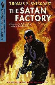 Lobster Johnson - Thomas E. Sniegoski (ISBN 9781595822031)