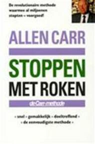 Stoppen met roken - Allen Carr (ISBN 9789022513484)