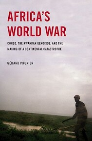 Africa's World War - Gerard Prunier (ISBN 9780195374209)