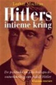 Hitlers intieme kring - Lothar Machtan (ISBN 9789025411367)