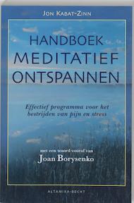 Handboek meditatief ontspannen - Jon Kabat-zinn (ISBN 9789023010449)