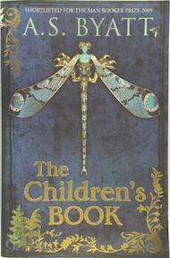 The children's book - Antonia S. Byatt (ISBN 9780701183905)