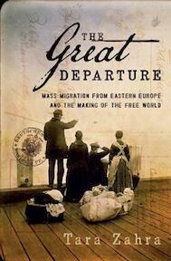 The Great Departure - Tara Zahra (ISBN 9780393078015)