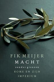 Macht zonder grenzen - F. Meijer (ISBN 9789025334222)