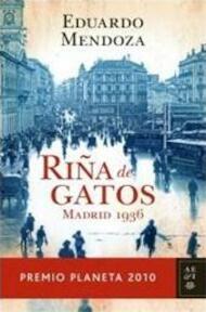 Rina de Gatos - Eduardo Mendoza (ISBN 9788408097259)