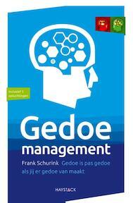 Gedoemanagement - Frank Schurink (ISBN 9789461261076)