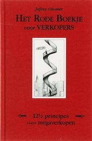 Het Rode Boekje voor verkopers - J. Gitomer (ISBN 9789043013413)