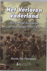 Het verloren vaderland - K. van Overmeire (ISBN 9789080991033)
