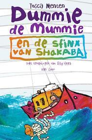 Dummie de mummie en de sfinx van Shakaba - Tosca Menten (ISBN 9789047517597)