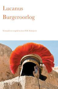 Burgeroorlog - Lucanus (ISBN 9789025370077)